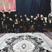 گزارش تصویری مراسم عزاداری ظهر عاشورای حسینی اهالی روستای چرلانقوش